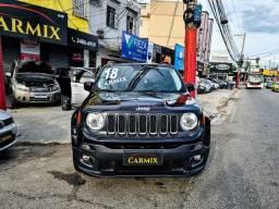jeep renegade 1.8 completão muito zerada