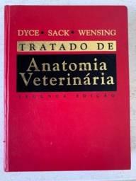 Tratado de Anatomia Veterinária (Dyce) - 2a edição