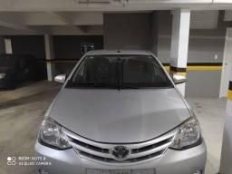 Toyota Etios X 1.3 2014 flex