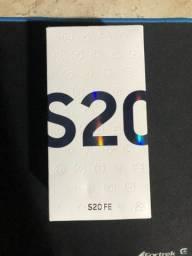 Título do anúncio: Samsung Galaxy S20 FE Snapdragon