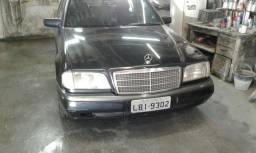 Título do anúncio: Mercedes benz c 180 ano 1996