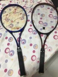 Título do anúncio: Raquete tênis Wilson