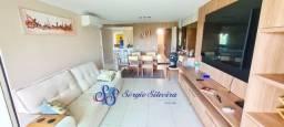 Título do anúncio: Apartamento para venda tem 115 metros quadrados com 3 quartos em Porto das Dunas - Aquiraz