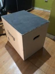 Vendo caixa Box Jump TAM. 16
