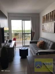 Apartamento em Jardim da Penha com 2 dormitórios, sendo 1 suíte.