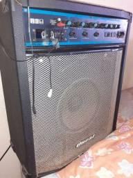Caixa amplificada oneal 460 ocm