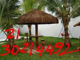 Fornecedor sapê em mangaratiba 2130214492 quiosques