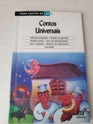 """Livro """"Contos Universais"""""""