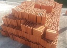 Título do anúncio: Tijolos 8 furos R$0,70 cada tijolo