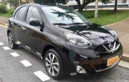 Nissan March 1.6 SL Flex - 2015