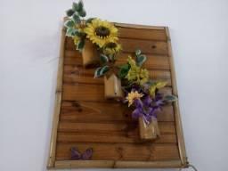 Floreiras e decoração