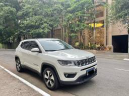Título do anúncio: Jeep Compass 2018 Longitude Flex