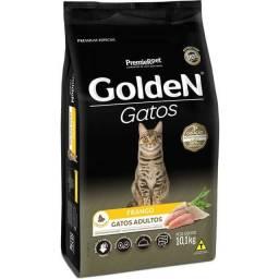 Ração Golden Gato 10Kg Atacado!