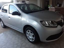 Renault Logan 1.0 12v Versão Authentique câmbio Manual