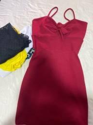 10 peças de roupas femininas