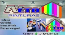 Título do anúncio: Neto pintor profissional em Ribeirão preto Sp.