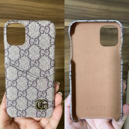 Capa Iphone marca Gucci