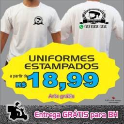 uniforme 18,99 a partir