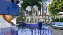 Apartamento para venda possui 107 metros quadrados com 3 quartos em Ponta Verde - Maceió -