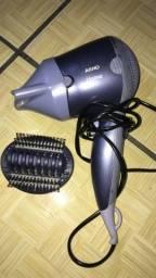 Varginha.Secador de cabelo 127 volts, sem uso
