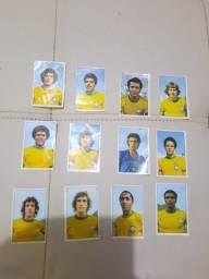 figurinhas avulsas  brasil na copa da argentina 78 [brasil]