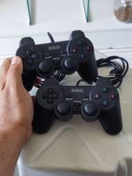 2 Controles USB