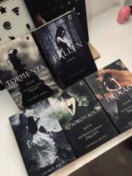 Título do anúncio: Todos os livros Fallen+ Apaixonados