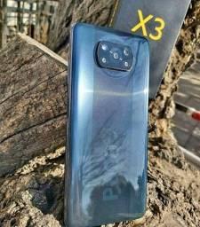 Poco X3 64 GB Cinza, Bateria 6000 mAh