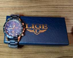 Relógio de Luxo Lige