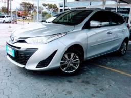 Título do anúncio: Toyota Yares Xl  Plus 1.5  Connect AT