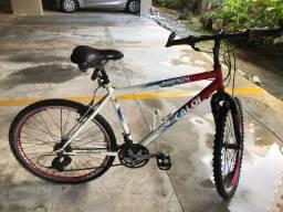 Título do anúncio: Bicicleta aspen caloi 21v usada
