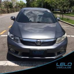 Título do anúncio: Honda Civic LXR 2014 automático