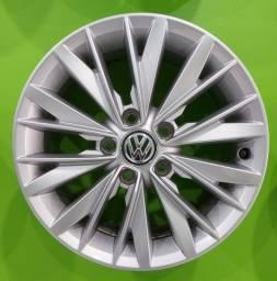 Título do anúncio: Jg Roda Volkswagen Jetta Mk7 Aro 16 5x112 novas. Golf, Jetta , Passat, Audi