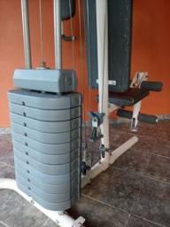 Estação de musculação 60 kgs