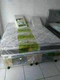 Cama quemm promoção 1.400$ camas novas de fábrica.