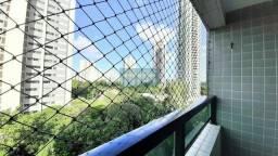 Título do anúncio: Excelente Apartamento 3 quartos em Casa Forte, 2 vagas, 80 metros com Lazer TG