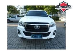 Título do anúncio: Toyota Hilux 2016 2.8 srx 4x4 cd 16v diesel 4p automático