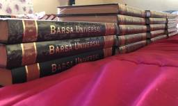 Título do anúncio: Enciclopédia Barsa 18 Volumes Lacrado!