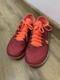 Tênis Nike Free 3.0 feminino pouco uso