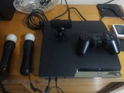 Título do anúncio: Playstation 3 super novo
