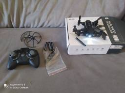 Mini drone KK8 na caixa