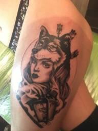 Troco Tatuagem por Notebook