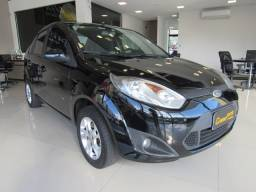 FIESTA 2014 1.6 ROCAM SEDAN 8V FLEX 4P MANUAL PRETO COMPLETO!