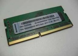 Título do anúncio: Memória RAM ddr4 2133mhz notebook