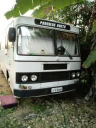 Motor home . ônibus
