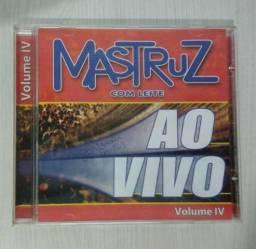 Cd Mastruz com Leite Ao vivo R$10,00