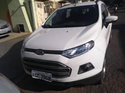 Ford Ecosport SE, PowerShift, Automático, Completo, 2.0, Branco - 2015