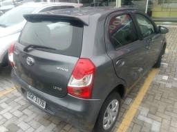 TOYOTA ETIOS 1.5 XS 16V FLEX 4P MANUAL - 2016