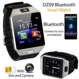 Smart watch DZ09 Câmera 2.0