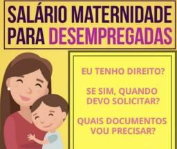 Salário Maternidade para mamães desempregadas